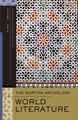 The Norton Anthology of World Literature, Volume 1 & 2: Second Shorter Edition 9780393933543