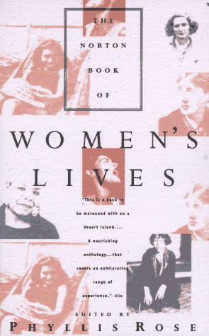 The Norton Book of Women's Lives 9780393312904