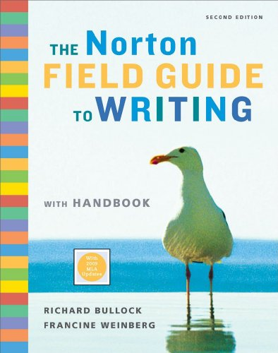 The Norton Field Guide to Writing with Handbook 9780393934397