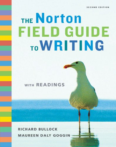 The Norton Field Guide to Writing with Readings 9780393933819