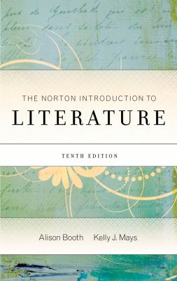 The Norton Introduction to Literature 9780393934267