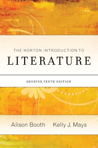 The Norton Introduction to Literature 9780393935141