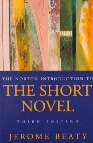 The Norton Introduction to the Short Novel 9780393968316