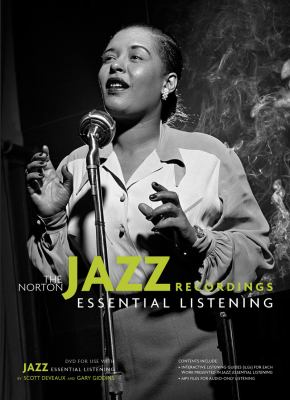 The Norton Jazz Recordings: Essential Listening 9780393119060