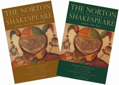 The Norton Shakespeare: Based on the Oxford Edition 9780393931518