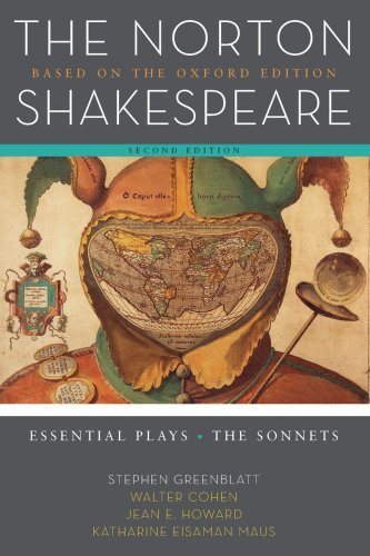 The Norton Shakespeare: Based on the Oxford Edition: Essential Plays / The Sonnets 9780393933130