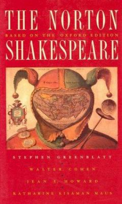 The Norton Shakespeare: Based on the Oxford Edition 9780393041071