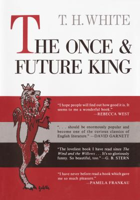 The Once and Future King 9780399105975
