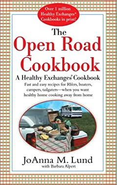 The Open Road Cookbook 9780399528620
