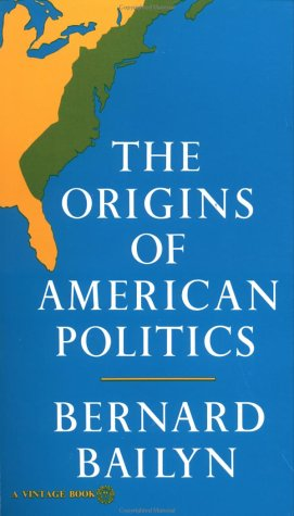 The Origins of American Politics 9780394708652