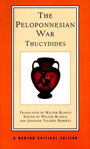 The Peloponnesian War: A New Translation, Backgrounds, Interpretations