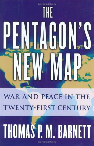 The Pentagon's New Map: War and Peace in the Twenty-First Century 9780399151750