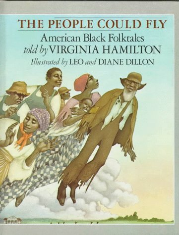 The People Could Fly: American Black Folktales 9780394969251