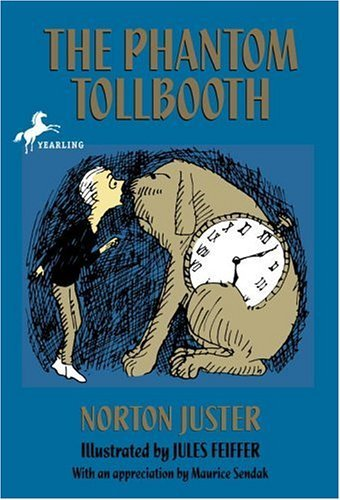 The Phantom Tollbooth 9780394820378