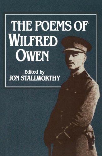 The Poems of Wilfred Owen the Poems of Wilfred Owen 9780393303858