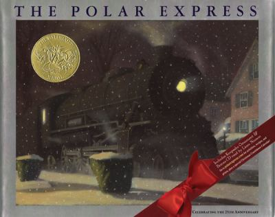 The Polar Express [With Cardboard Ornament] 9780395389492