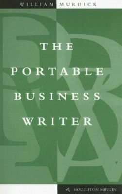 The Portable Business Writer 9780395909218