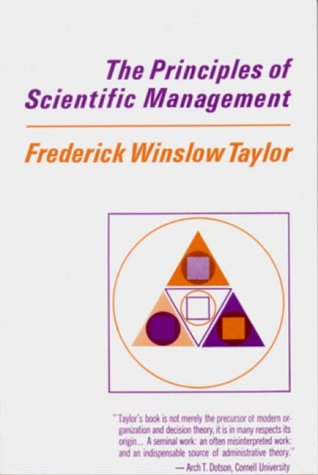 The Principles of Scientific Management 9780393003987