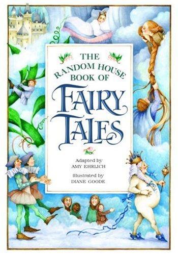 The Random House Book of Fairy Tales 9780394856933