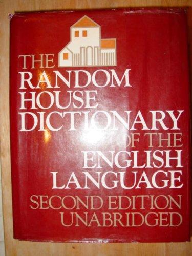 The Random House Dictionary of the English Language 9780394500508