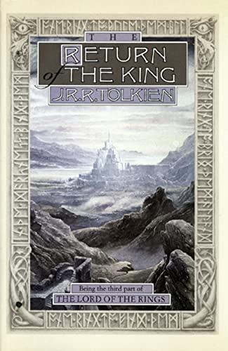 The Return of the King: Being Thethird Part of the Lord of the Rings 9780395489307