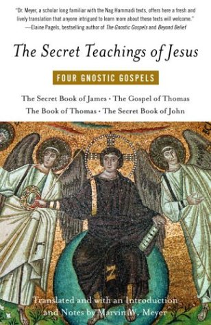 The Secret Teachings of Jesus: Four Gnostic Gospels 9780394744339