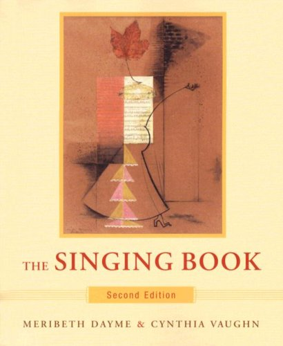 The Singing Book 9780393930528