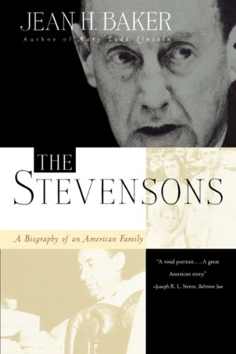 The Stevensons: A Biography of an American Family 9780393315981