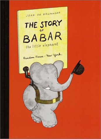 The Story of Babar: The Little Elephant 9780394805757