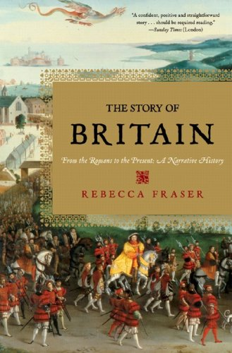 The Story of Britain: From the Romans to the Present: A Narrative History 9780393329025