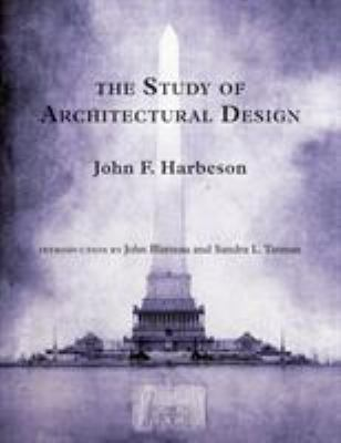 The Study of Architectural Design 9780393731286