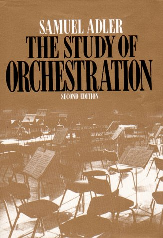 The Study of Orchestration 9780393958072
