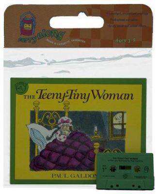 The Teeny-Tiny Woman Book & Cassette [With Book] 9780395526026