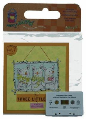 The Three Little Pigs Book & Cassette [With *] 9780395899007