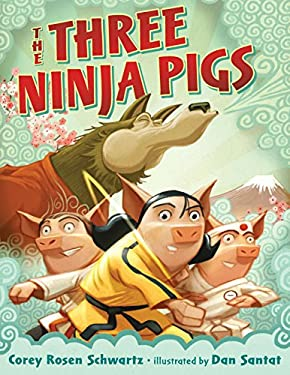 The Three Ninja Pigs 9780399255144