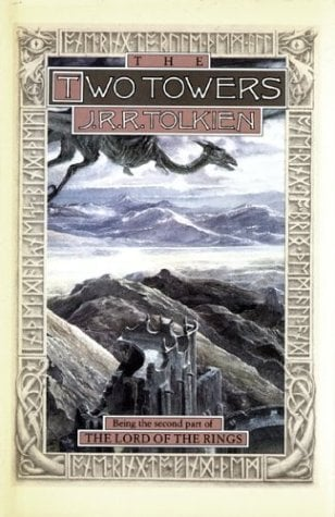 The Two Towers: Being the Second Part of the Lord of the Rings 9780395489338