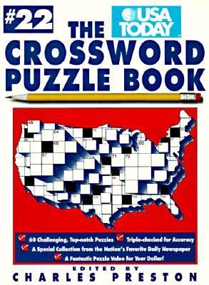 The Usa Today Crossword Puzzle Book 22 By Charles Preston