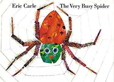 The Very Busy Spider 9780399211669