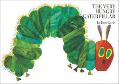 The Very Hungry Caterpillar 9780399208539
