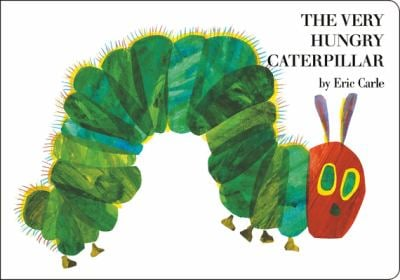 The Very Hungry Caterpillar 9780399226908