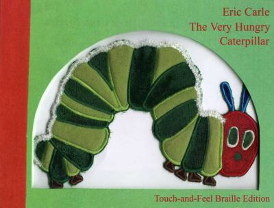 The Very Hungry Caterpillar 9780399251900