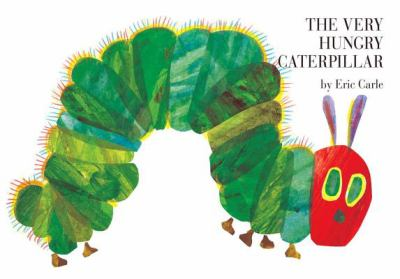 The Very Hungry Caterpillar 9780399213014