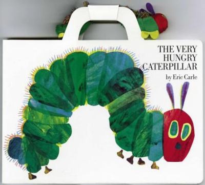 The Very Hungry Caterpillar Giant Board Book and Plush Package [With Plush] 9780399237720