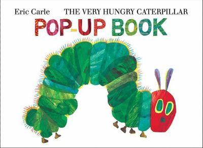 The Very Hungry Caterpillar Pop-Up Book 9780399250392