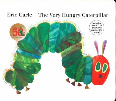 The Very Hungry Caterpillar [With CD (Audio)] 9780399247453