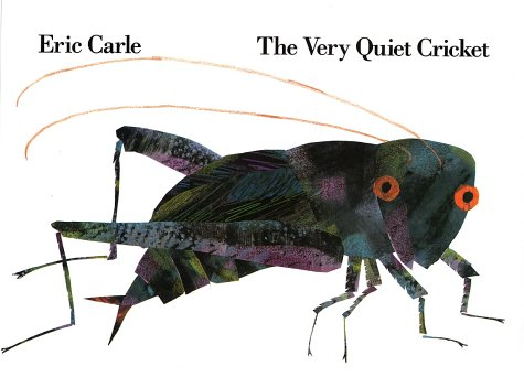 The Very Quiet Cricket 9780399218859