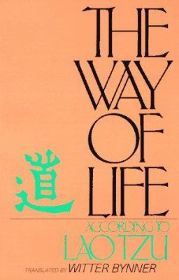 The Way of Life, According to Lau Tzu 9780399512988