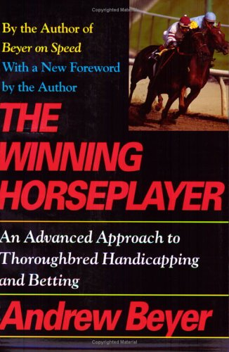 The Winning Horseplayer 9780395701317