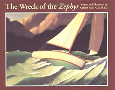 The Wreck of the Zephyr 9780395330753