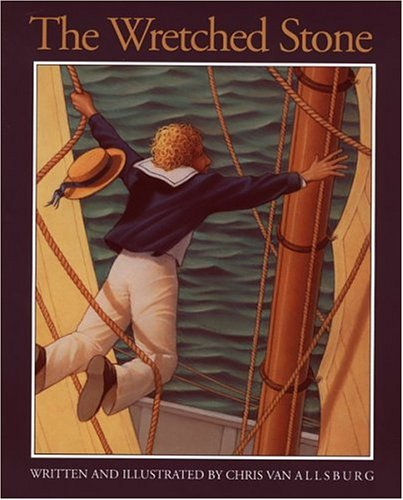 The Wretched Stone by Chris Van Allsburg